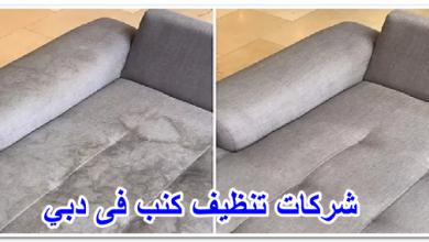 شركات تنظيف كنب فى دبي