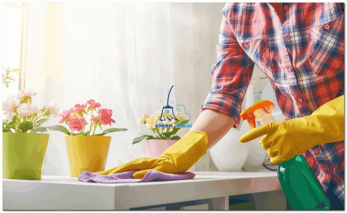 شركة تنظيف وتعقيم منازل في العين