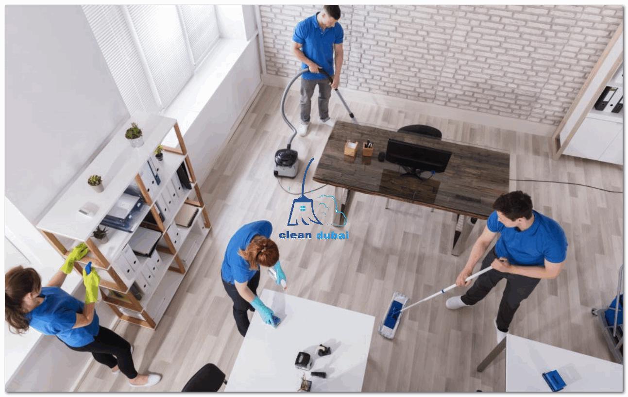 شركة نظافة منازل في الشارقة