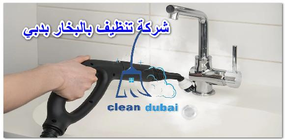 شركة تنظيف بالبخار بدبي