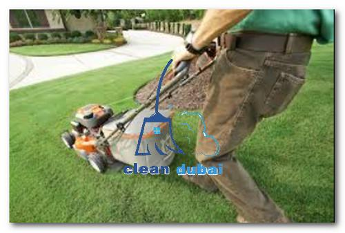 تنظيف حدائق بابوظبي